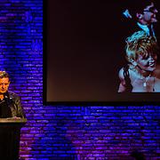 """NLD/Amsterdam/20170413 - boekpresentatie """"Buurman, wat doet u nu"""", Dick Maas"""