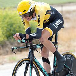 15-05-2015: Wielrennen: Amgen Tour of California: USA<br /> Robert Gesink