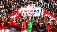 Charlton Athletic v Hartlepool United  050512