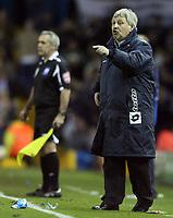 Photo: Paul Thomas/Sportsbeat Images.<br /> Leeds United v Swindon Town. Coca Cola League 1. 17/11/2007.<br /> <br /> Swindon manager, Paul Sturrock.