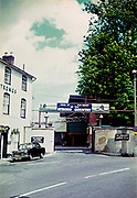 Part of Strongs brewery in Romsey, Hampshire, England Uk in late 1960s
