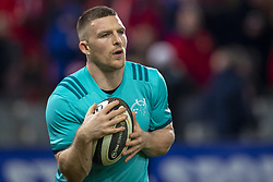 December 30, 2018 - Limerick, Ireland - Andrew Conway of Munster pictured with the ball during the Guinness PRO14 match between Munster Rugby and Leinster Rugby at Thomond Park in Limerick, Ireland on December 29, 2018  (Credit Image: © Andrew Surma/NurPhoto via ZUMA Press)