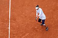 CAROLINE GARCIA (FRA) during the Roland Garros 2020, Grand Slam tennis tournament, on October 4, 2020 at Roland Garros stadium in Paris, France - Photo Stephane Allaman / ProSportsImages / DPPI