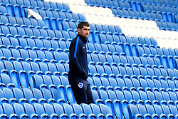 Brighton and Hove Albion's goalkeeper Mathew Ryan during the Premier League match at the AMEX Stadium, Brighton.