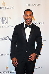 Maggie Gyllenhaal, Cynthia Erivo, Sofia Coppola, Victor Cruz & Amy Astley acted as co-chairs for the event, which also featured ballet dancers Misty Copeland & Gillian Murphy at the David H. Koch Theater. 18 Oct 2017 Pictured: Victor Cruz. Photo credit: Jennifer Mitchell / MEGA TheMegaAgency.com +1 888 505 6342