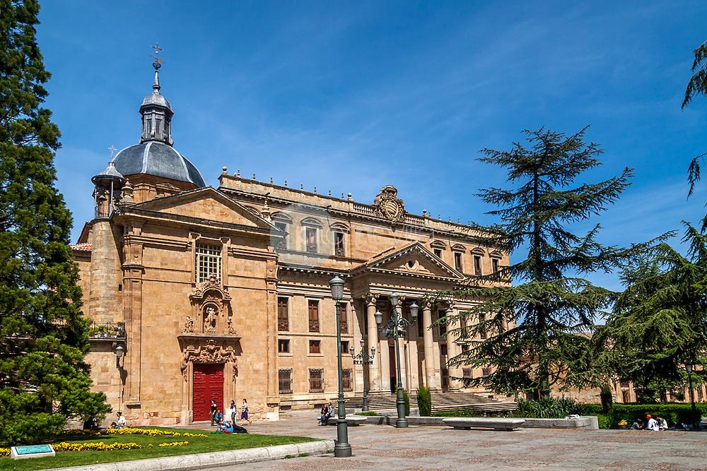 Palacio de Anaya, Salamanca ©Javier Abad / PILAR REVILLA