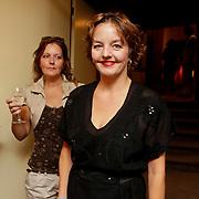 NLD/Amsterdam/20110929 - Presentatie biografie Mies Bouwman, Sanne Wallis de Vries