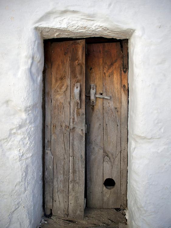 26/Noviembre/2009 Ibiza.Can Prats en Atzaró..©JOAN COSTA