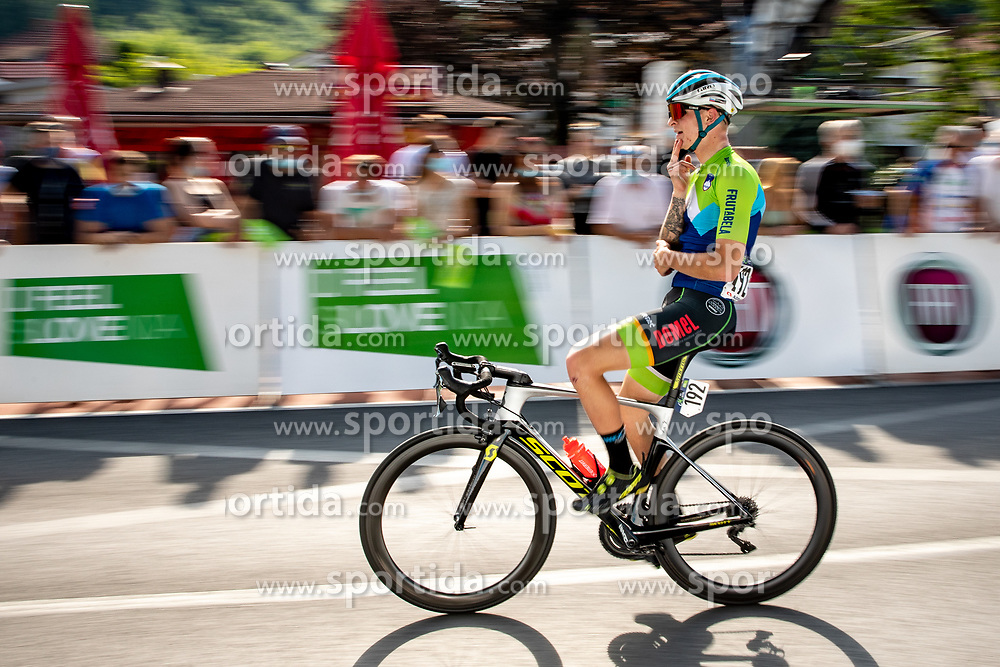 Jaka PRIMOZIC of Team Slovenia during 1st Stage of 27th Tour of Slovenia 2021 cycling race between Ptuj and Rogaska Slatina (151,5 km), on June 9, 2021 in Slovenia. Photo by Matic Klansek Velej / Sportida