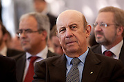 Rocha Vieira, last portuguese governor of Macao, in the ceremonies of the 37 Anniversary of April 25. Date of the revolution in Portugal which ended the dictatorial regime of Salazar and ordered democracy. Also known as the Carnation Revolution. 25/04/2011 NO SALES IN PORTUGAL