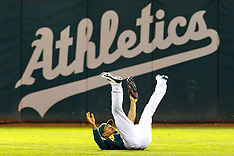 20110920 - Texas Rangers at Oakland Athletics (MLB Baseball)