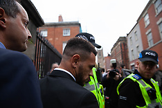 Mason Bennent and Tom Lawrence charged with drink driving, Derby,  15 October 2019