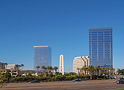 Business Buildings at Irvine Spectrum Business District