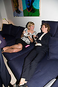 SOPHIE SOLOMON ( LEFT) These Foolish Things, charity evening hosted by Sir Richard and Lady Rogers. Chelsea. London. 7 May 2008.  *** Local Caption *** -DO NOT ARCHIVE-© Copyright Photograph by Dafydd Jones. 248 Clapham Rd. London SW9 0PZ. Tel 0207 820 0771. www.dafjones.com.
