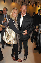 HARRY BECHER and MARTHA WARD at a party to launch jeweller Boodles new store at 178 New Bond Street, London W1 on 26th September 2007.<br /><br />NON EXCLUSIVE - WORLD RIGHTS