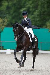 Reynolds Judy, (IRL), Vancouver K<br /> CDI3* Grand Prix<br /> CHIO Rotterdam 2015<br /> © Hippo Foto - Dirk Caremans<br /> 19/06/15