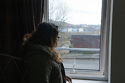 An asylum seeker's accommodation in Sheffield managed by G4S