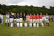 ROYAL NAVY AND BRITISH ARMY TEAM, JEREMY HACKETT IN THE CENTRE. . Hackett Rundle Cup 2008. Tidworth. 12 july 2008 *** Local Caption *** -DO NOT ARCHIVE-© Copyright Photograph by Dafydd Jones. 248 Clapham Rd. London SW9 0PZ. Tel 0207 820 0771. www.dafjones.com.