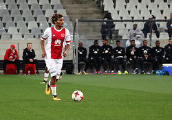 Rivaldo Coetzee in action for Ajax Cape Town in the match between Ajax Cape Town and Golden Arrows at the Cape Town Stadium on Saturday, August 19, 2017.
