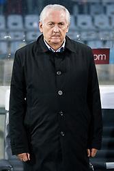 head coach Mykhailo Fomenko (UKR) during the UEFA EURO 2016 Play-off for Final Tournament, Second leg between Slovenia and Ukraine, on November 17, 2015 in Stadium Ljudski vrt, Maribor, Slovenia. Photo by Urban Urbanc / Sportida