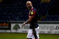Alex John-Baptiste of Bolton Wanderers - Mandatory by-line: Ryan Crockett/JMP - 17/02/2021 - FOOTBALL - One Call Stadium - Mansfield, England - Mansfield Town v Bolton Wanderers - Sky Bet League Two