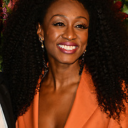 Beverley Knight attends Evening Standard Theatre Awards at Theatre Royal, on 18 November 2018, London, UK.