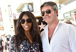 Simon Cowell receives a star on the Hollywood Walk of Fame. 22 Aug 2018 Pictured: Sinitta,Simon Cowell. Photo credit: AXELLE/BAUER-GRIFFIN / MEGA TheMegaAgency.com +1 888 505 6342