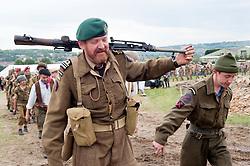Spam Wartime Weekend Heckmondwike..10th July 2011..Images © Paul David Drabble