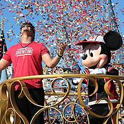 Patrick Mahomes MVP Disney NFL