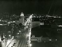 1946 Hollywood Blvd. at night