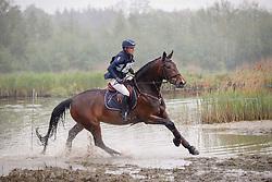 Arnauts Katrien, BEL Donna Carrera<br /> LRV Nationale finale AVEVE Eventing Cup voor Paarden - Minderhout 2018<br /> © Hippo Foto - Dirk Caremans<br /> 29/04/2018