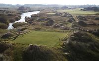 TEXEL - De Cocksdorp.  - hole 18.  Golfbaan De Texelse. COPYRIGHT KOEN SUYK