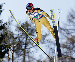 16.03.2012, Planica, Kranjska Gora, SLO, FIS Ski Sprung Weltcup, Einzel Skifliegen, im Bild Jan Matura (CZE),  during the FIS Skijumping Worldcup Individual Flying Hill, at Planica, Kranjska Gora, Slovenia on 2012/03/16. EXPA © 2012, PhotoCredit: EXPA/ Oskar Hoeher