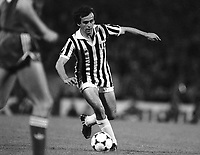 Fotball<br /> Foto: Witters/Digitalsport<br /> NORWAY ONLY<br /> <br /> Michel Platini<br /> Fussballspieler Juventus 29.05.1985