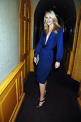 PETRINA KHASHOGGI at a dinner hosted by fashion label Issa at Annabel's, Berekely Square, London on 24th April 2007.<br /><br />NON EXCLUSIVE - WORLD RIGHTS