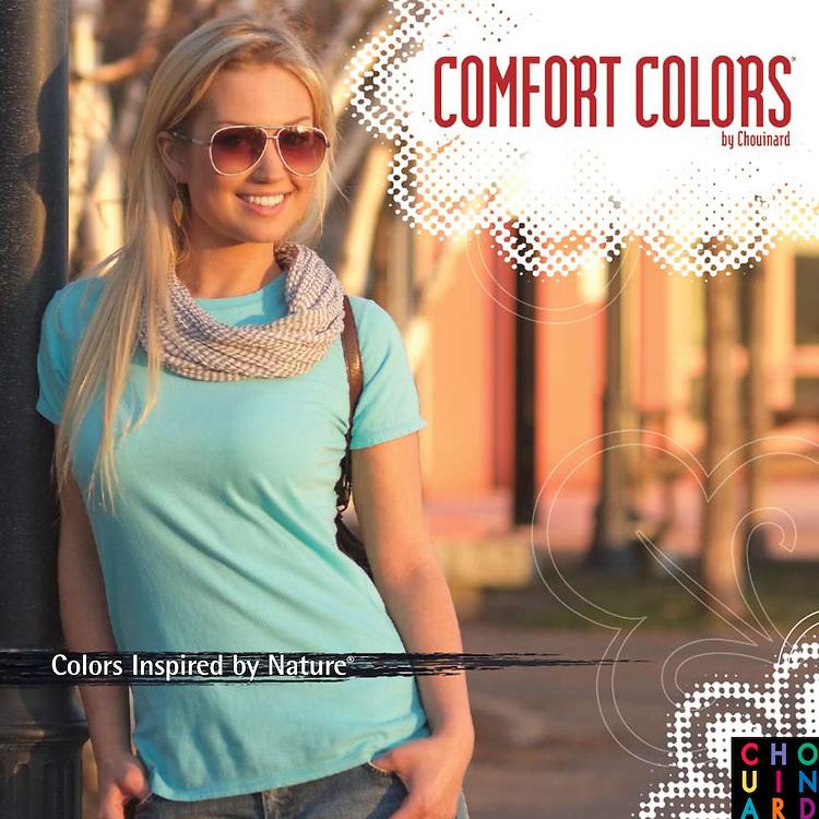 Comfort Colors Catalog
