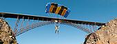 Base Jumping, Paragliding