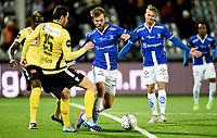 Fotball , 29 . oktober 2017 , Eliteserien , <br /> Sarpsborg - Sandefjord 5-0<br /> <br /> Patrick Mortensen , Sarpsborg