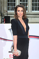 Danielle Lloyd, The Sun Military Awards - Millies, Guildhall, London UK, 22 January 2016, Photo by Richard Goldschmidt