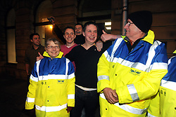 Volunteer Street Angels patrol the town centre of Skipton to help drinkers and vulnerable members of the community. Street Angels are a mixed group of people from Churches Together, who aim to offer a presence on the street and near pubs to offer assistance to those who have concerns about their health or safety.
