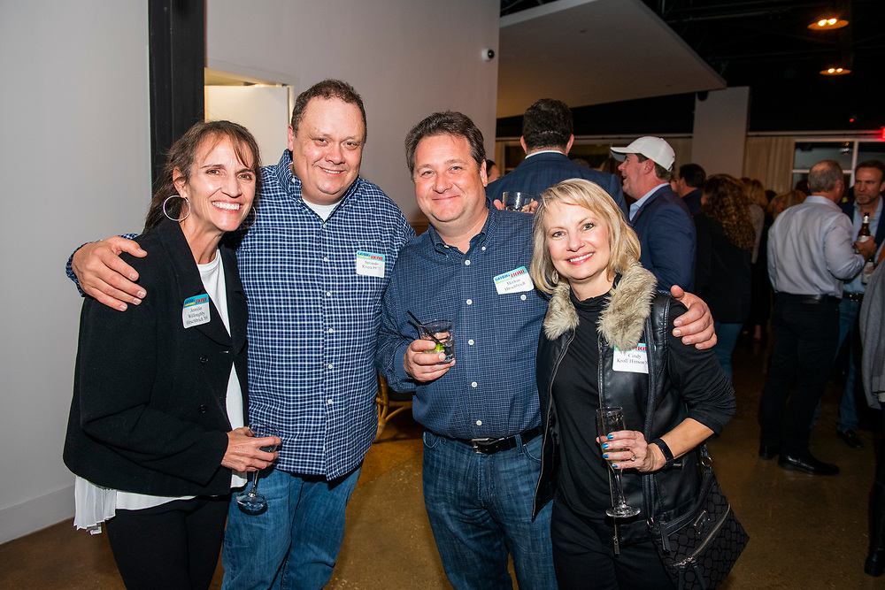 Alumni Class of 1989 and guests celebrate their thirtieth year reunion during homecoming, Friday, November 8, 2019 at Howell and Dragon.