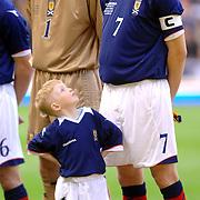 Scotland v Norway. Hampden . Glasgow. 2010 FIFA World Cup Qualifier.      Robert Perry Scotland on Sunday 11th Oct 2008