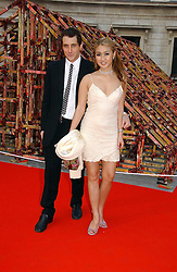 BRUCE WILPON and his wife YUKI OSHIMA-WILPON at the Royal Academy of Art's SUmmer Party following the official opening of the Summer Exhibition held at the Royal Academy of Art, Burlington House, Piccadilly, London W1 on 7th June 2006.<br /><br />NON EXCLUSIVE - WORLD RIGHTS