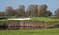 ALKMAA - Golfbaan Sluispolder, hole 15  , FOTO KOEN SUYK