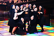 """Footlights publicity for """"Sister Act"""""""