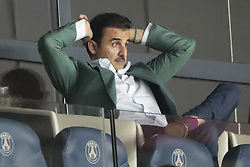 September 18, 2019, Paris, Ile de France, France: Tamis ben Hamad Al Thani  (Credit Image: © Panoramic via ZUMA Press)