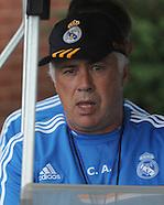 Real Madrid Versus Inter Milan, St Louis