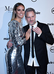 """Sydelle Noel at 2018 Marie Claire """"Image Makers Awards"""" held at the Delilah LA on January 11, 2018 in West Hollywood, CA. Janet Gough/AFF-USA.com. 11 Jan 2018 Pictured: Heidi Klum and Tom Bachik. Photo credit: MEGA TheMegaAgency.com +1 888 505 6342"""