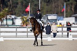 Baars Shanna, NED, Fernando<br /> CDI3* Opglabbeek<br /> © Hippo Foto - Sharon Vandeput<br /> 24/04/21
