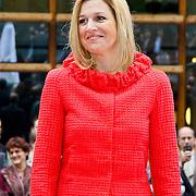 NLD/Apeldoorn/20100608 - H.K.H. Prinses Maxima opent ' De St@art '